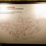 Map of the caves under Orvieto